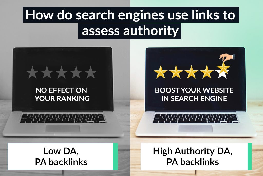 How-do-search-engines-use-links-to-assess-authority