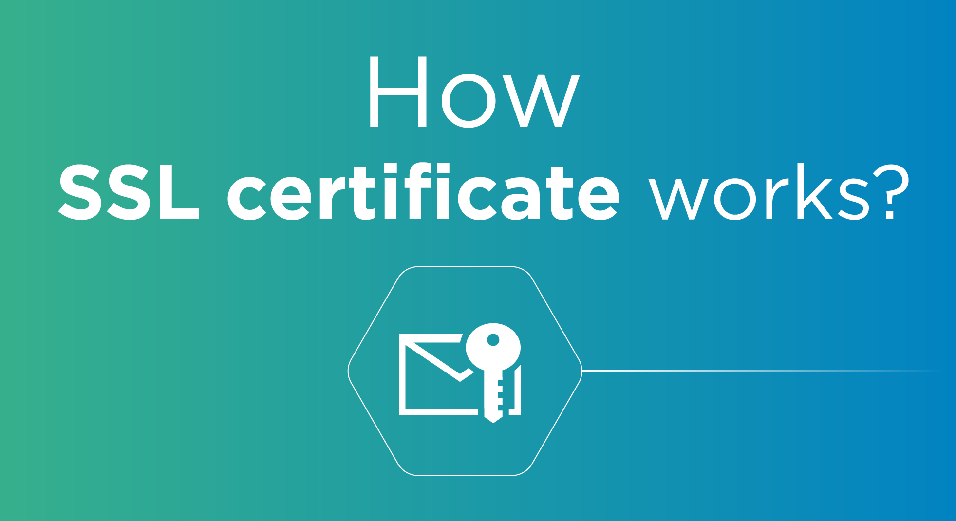 What is ssl certificate and how it works xflitez Gallery