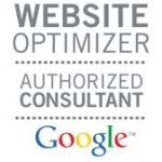 Google Website Optimizer Authorized Consultant