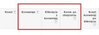 widok adwords